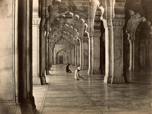 Wall Art - Photograph - India Friday Mosque by Granger