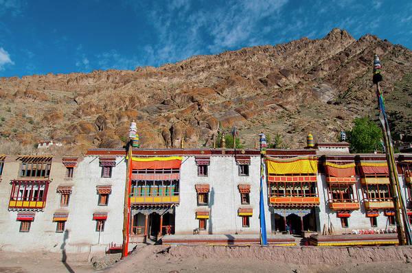 Wall Art - Photograph - India, Jammu & Kashmir, Ladakh, Hemis by Ellen Clark