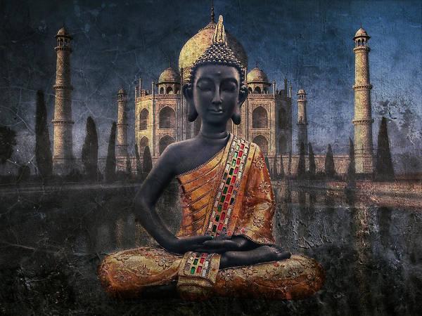 Soul Photograph - India by Joachim G Pinkawa