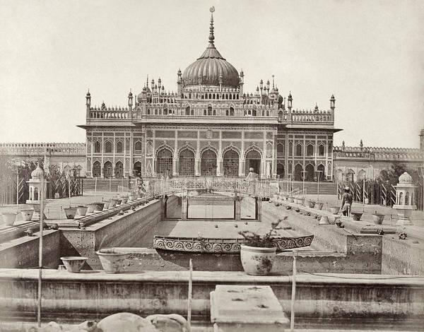 Wall Art - Photograph - India Qaiser Bagh, 1858 by Granger