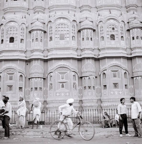 Photograph - India Street Life by Shaun Higson