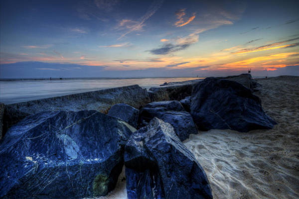 Photograph - Indian River Inlet by David Dufresne