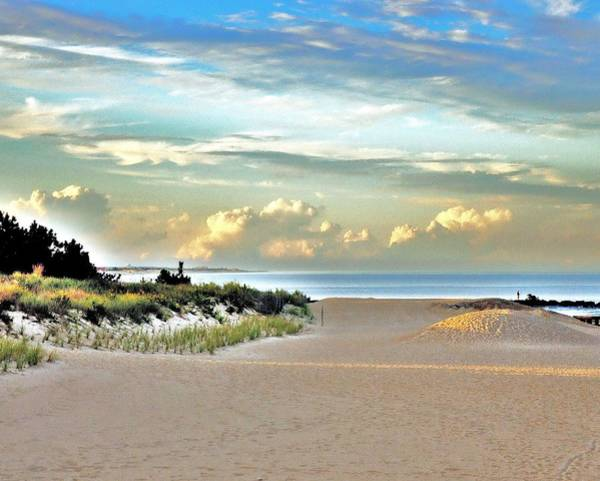 Photograph - Indian River Inlet - Delaware State Parks by Kim Bemis