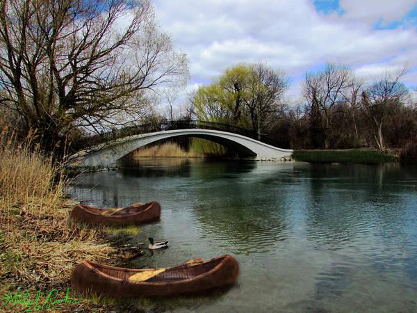 Michigan Wall Art - Photograph - Indian River by Michael Rucker