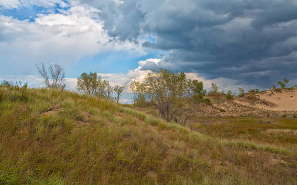 Photograph - Indiana Dunes National Lakeshore by John M Bailey