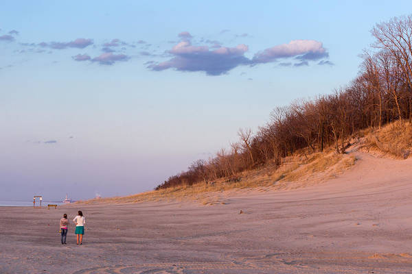 Photograph - Indiana Dunes National Lakeshore by Pete Hendley