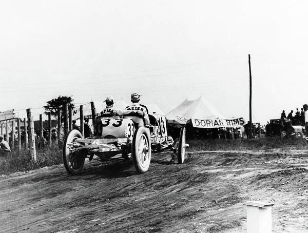 Photograph - Indianapolis 500, 1911 by Granger