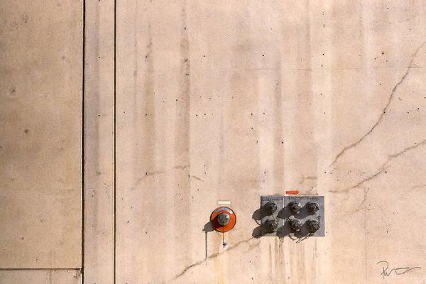 Photograph - Industrial 6 by Stephen Prestek