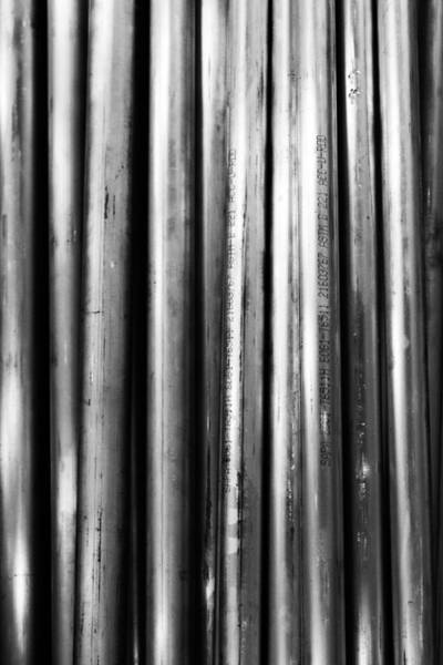 Pipes Photograph - Industrial Lines by Robert Hayton