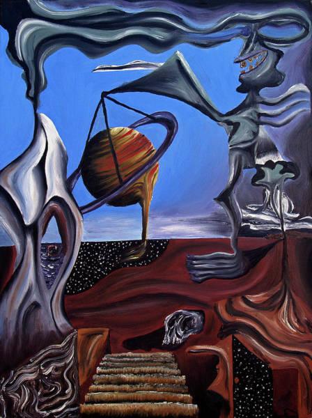 Painting - Infatuasilaphrene by Ryan Demaree
