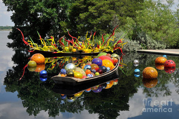 Photograph - Infinity Boats by Cheryl McClure