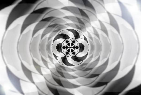 Drawing - Infinity Bonded by Derek Gedney