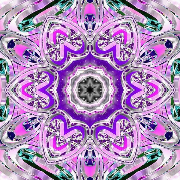 Digital Art - Influential Vibrations by Derek Gedney