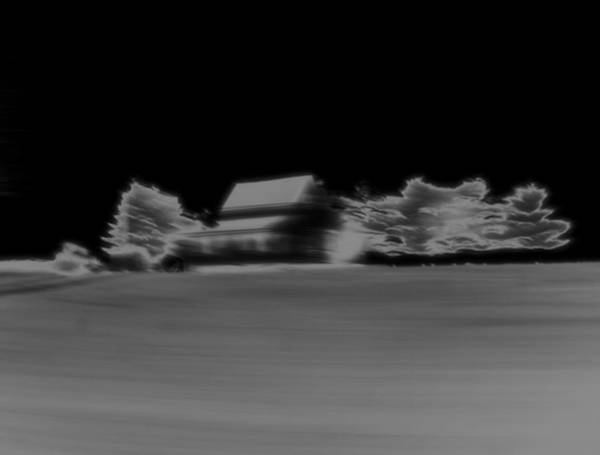 Wall Art - Photograph - Infrared Abstract Minimalism by Dan Sproul