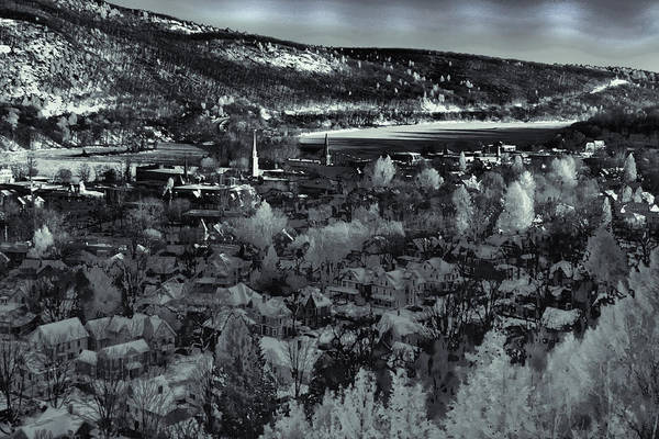 Photograph - Infrared From The Retreat Tower by Tom Singleton