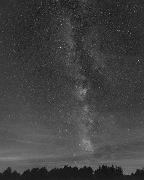 Photograph - Infrared Milky Way by Jack R Perry
