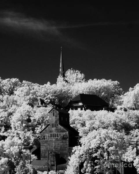 Photograph - Infrared Stillwater by Curtis Dale