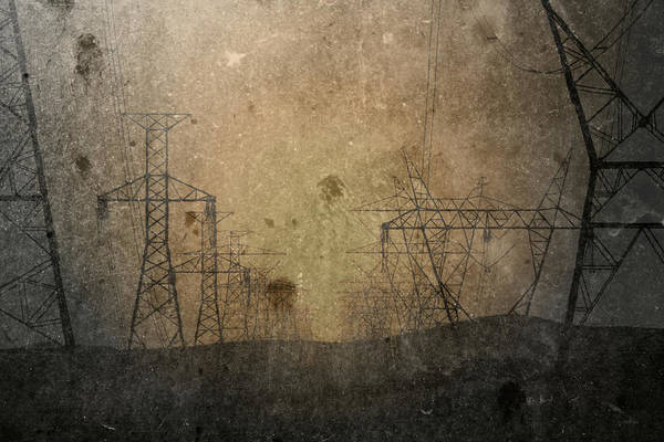 Voltage Photograph - Injection by Mark  Ross