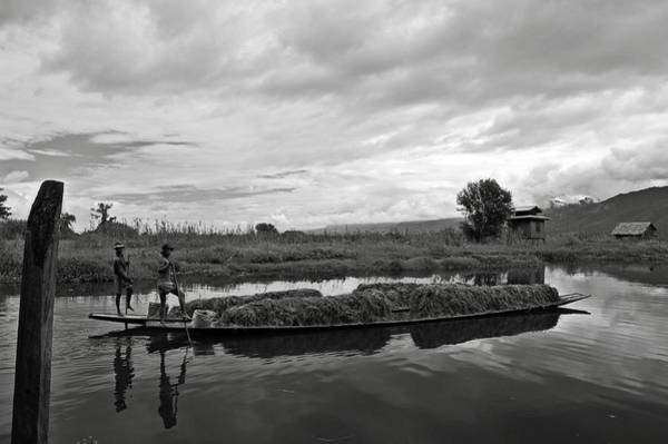 Photograph - Inle Lake In Burma by RicardMN Photography