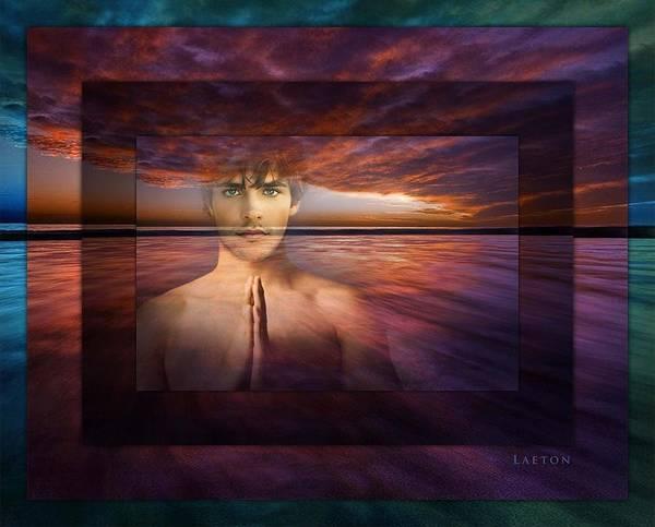 Photograph - Inner Bliss by Richard Laeton