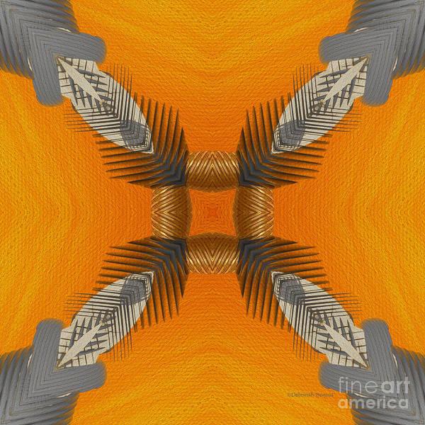 Digital Art - Inner Chi by Deborah Benoit