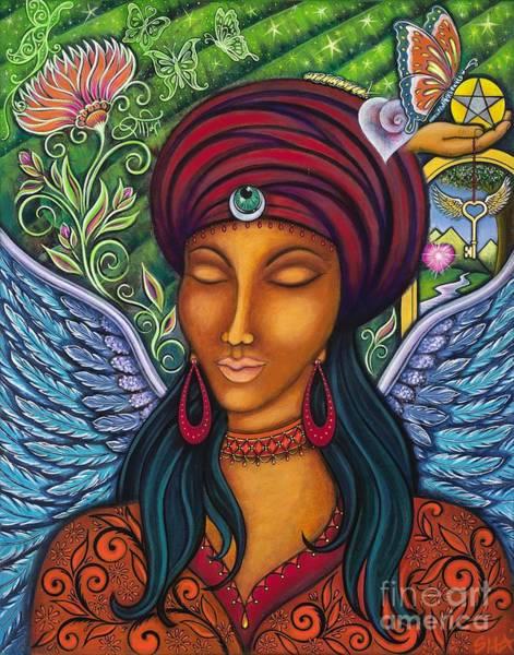 Inner Healer Art Print