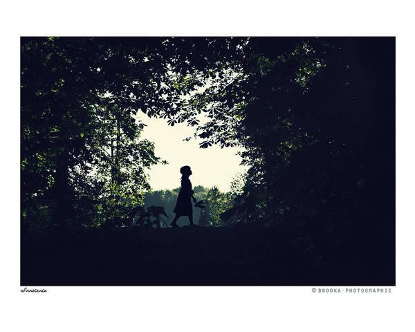 Photograph - Innocence by Brooke  McAllister