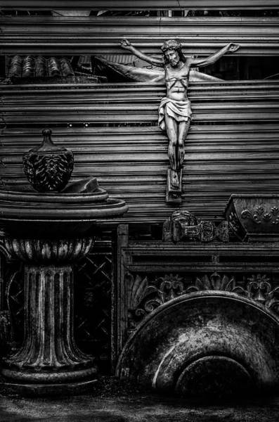 Photograph - Inri by Michael Arend