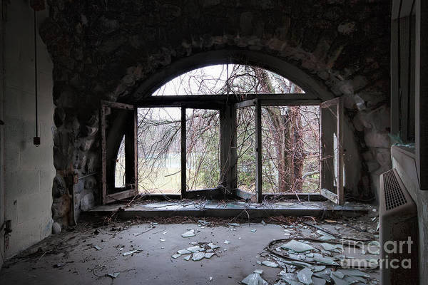Photograph - Inside Looking Out by Rick Kuperberg Sr