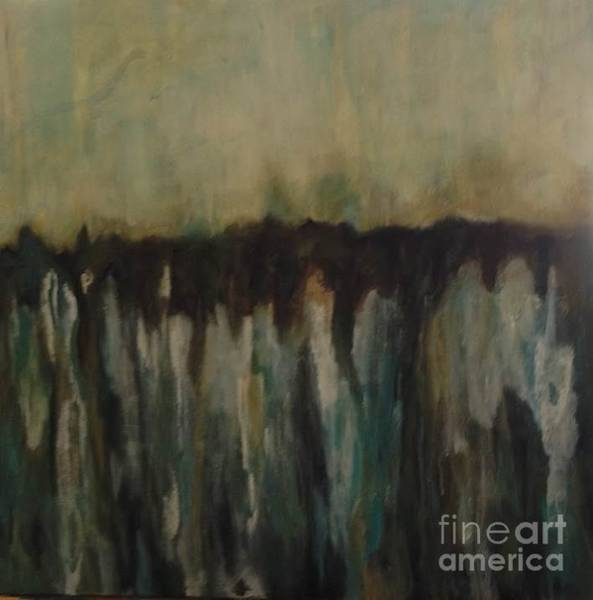 Painting - Inside Me I Have A Garden And An Underground Spring by Bebe Brookman