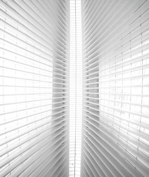 Bright Photograph - Inside Oculus by Rob Darby