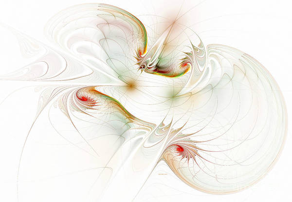 Digital Art - Inside The Brain by Deborah Benoit