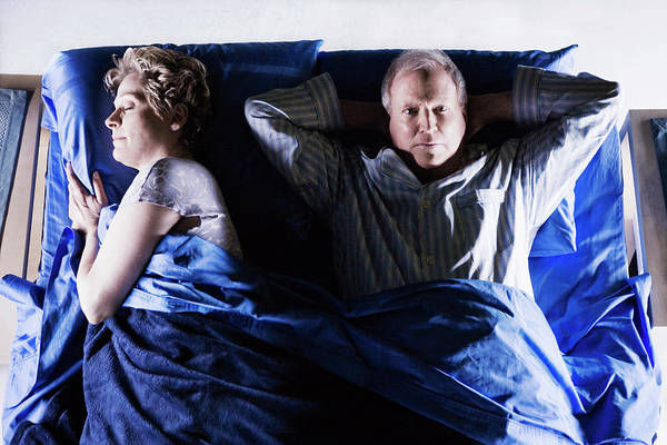 Sleep Disorder Photograph - Insomnia by Seth Joel/science Photo Library
