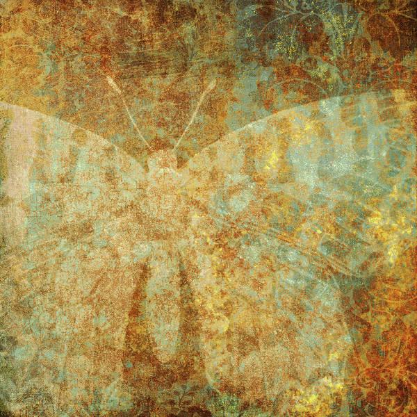 Wall Art - Digital Art - Inspire II by Elizabeth Medley