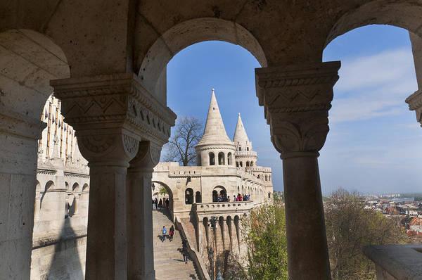 Photograph - Inspiring Budapest by Brenda Kean