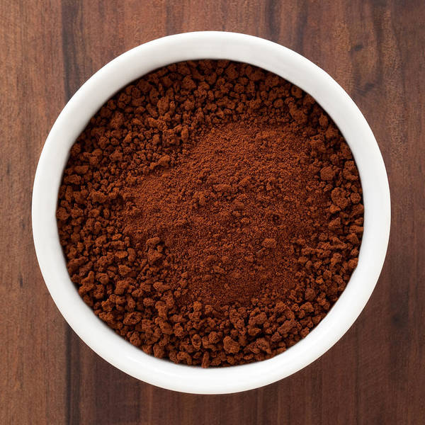 Ground Photograph - Instant Coffee by Fotografiabasica