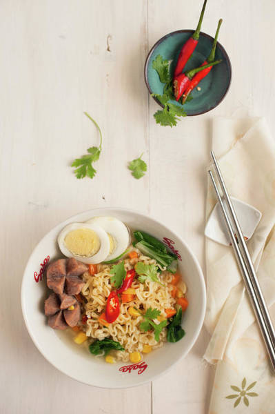 Styling Photograph - Instant Noodle by Photo By Asri' Rie