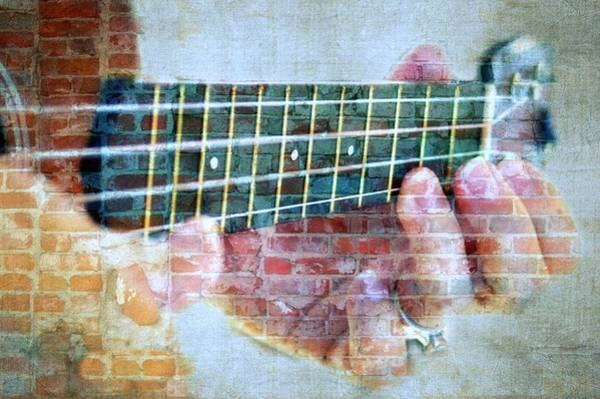Wall Art - Photograph - Instrumental Dreams. by Treesha Duncan