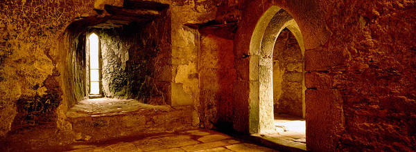 County Cork Wall Art - Photograph - Interiors Of A Castle, Blarney Castle by Panoramic Images