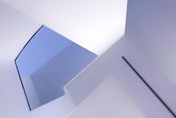 Wall Art - Photograph - Interiour Lines by Jeroen Van De