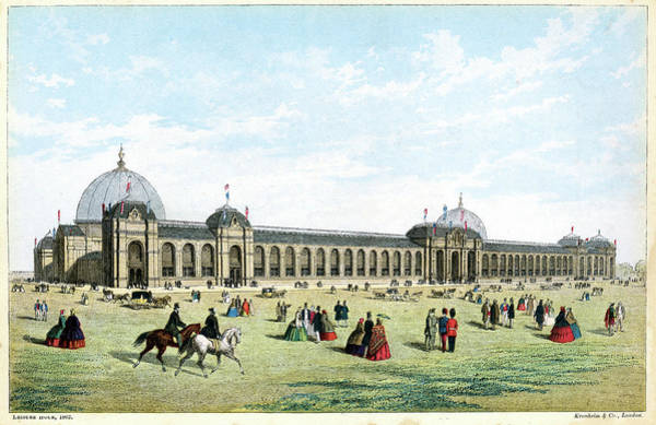 Style Digital Art - International Exhibition Of 1862 by Duncan1890