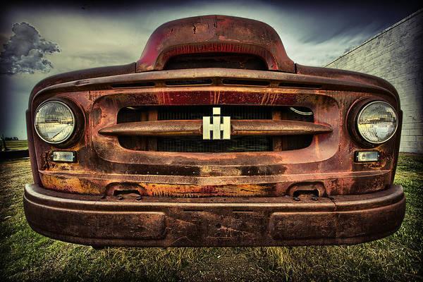 Wall Art - Photograph - International Harvester by Thomas Zimmerman