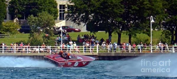 Photograph - International Powerboat Race by Randy J Heath