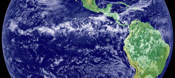 Wall Art - Photograph - Intertropical Convergence Zone by Nasa/science Photo Library
