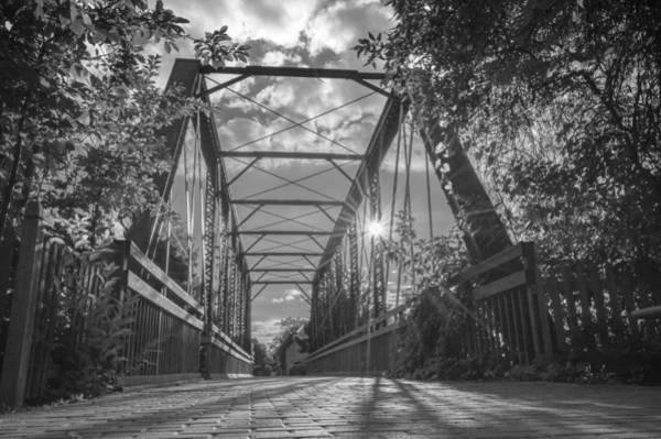 Photograph - Interurban Bridge by James  Meyer