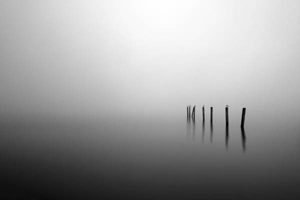 Photograph - Into The Abyss by Grant Glendinning