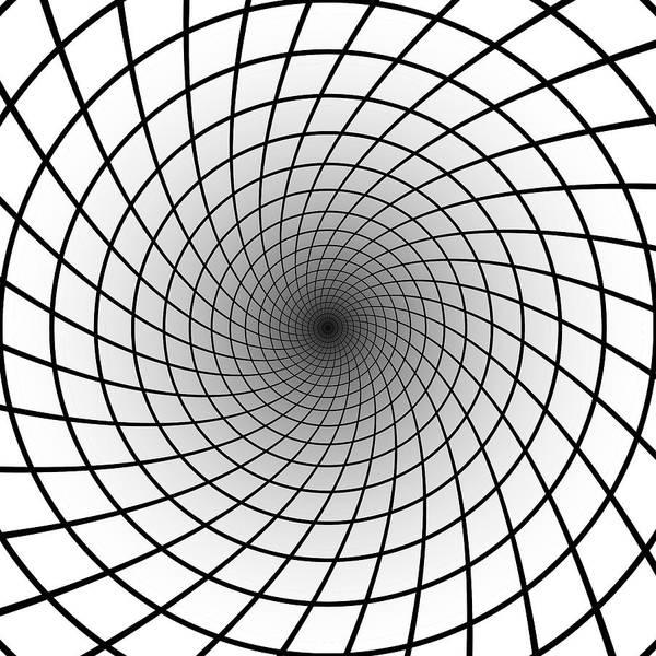 Cosmology Digital Art - Into The Einstein - Rosen Bridge by Daniel Hagerman