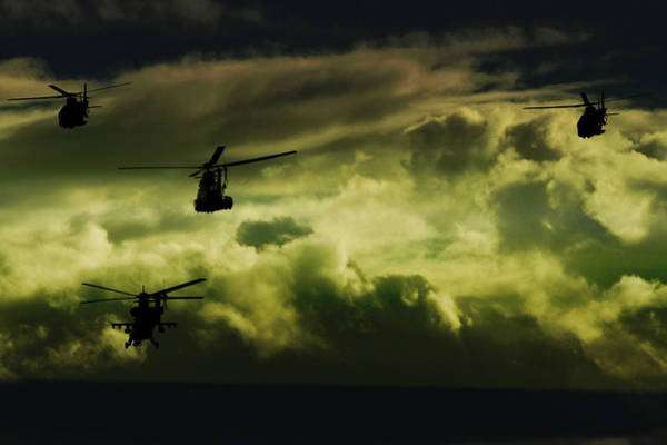 Agustawestland Photograph - Into The Future  by Paul Job