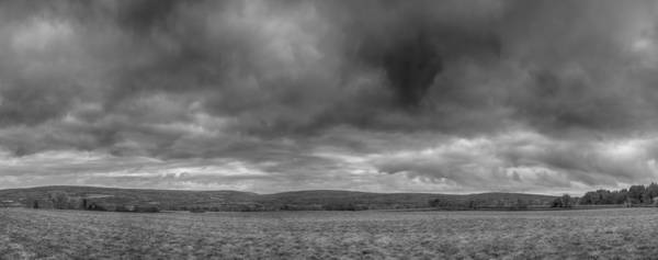 Photograph - Out In The Great Wide Open by Guy Whiteley