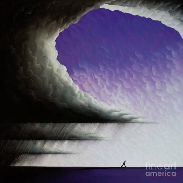 Into The Light 3 Art Print